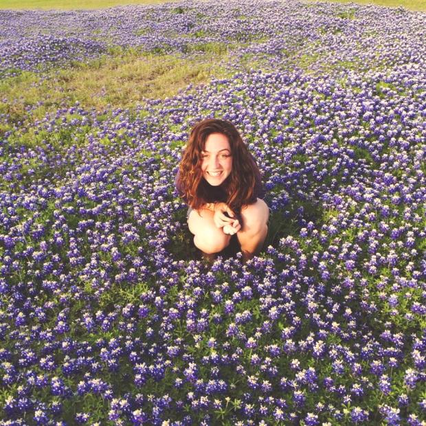 Sadie My Texas Bluebell