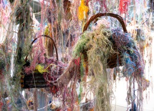 Threads, Gathering My Thoughts, Gallery 80808, 1